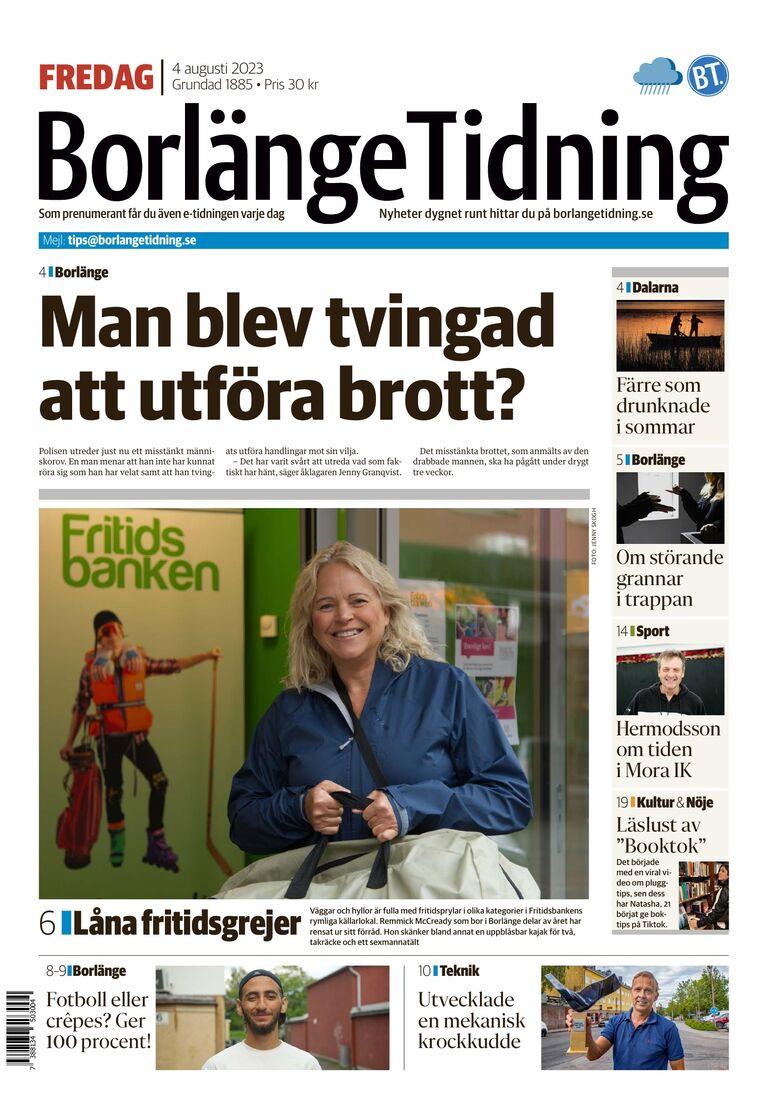 Borlänge Tidning