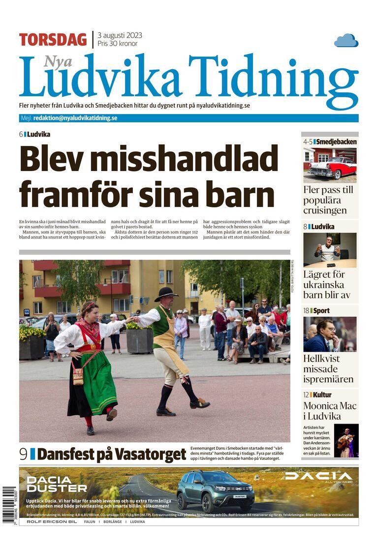 Nya Ludvika Tidning
